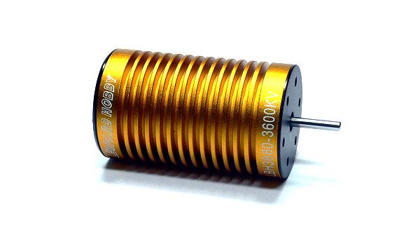 LEOPARD RC Model 3660 8T KV3600 2 Poles R/C Hobby Brushless Motor IM044