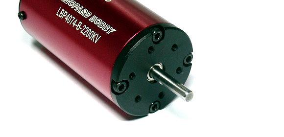LEOPARD RC Model 4074 KV2200 4 Poles R/C Hobby Inrunner Brushless Motor IM145