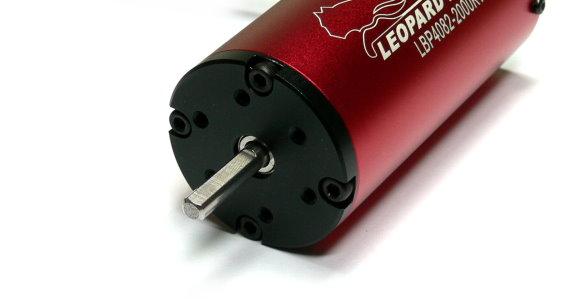 LEOPARD RC Model 4082 KV2000 4 Poles R/C Hobby Inrunner Brushless Motor IM151