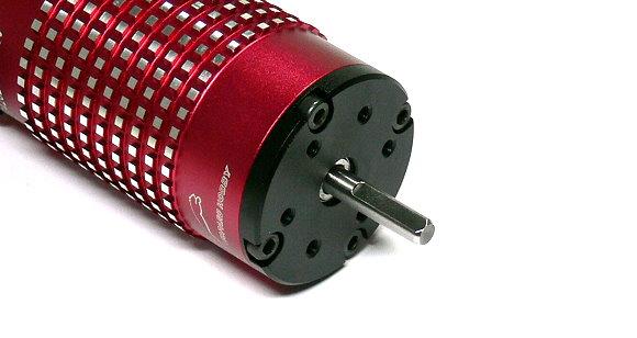 LEOPARD RC Model 4282 KV2000 4 Poles R/C Hobby Inrunner Brushless Motor IM152