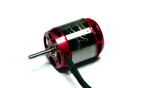 LEOPARD Model LC450 KV3200 RC Outrunner Brushless Motor for 450 Helicopter OM058