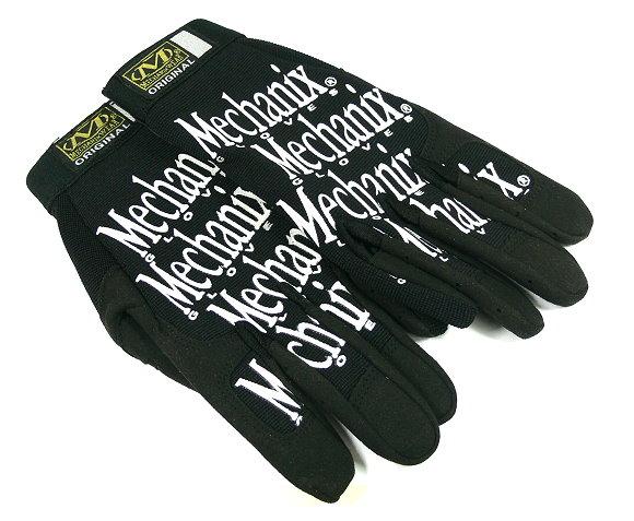 Mechanix Wear Original Glove (Black) GE600