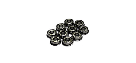 RCS Model MF115ZZ High Precision Bearing (5x11x4mm, 10pcs) CS769