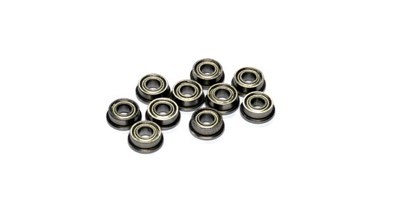 RCS Model MF73ZZ High Precision Bearing (3x7x3mm, 10pcs) CS830