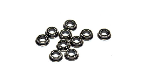 RCS Model MF74-2RS High Precision Bearing (4x7x2.5mm, 10pcs) CS822