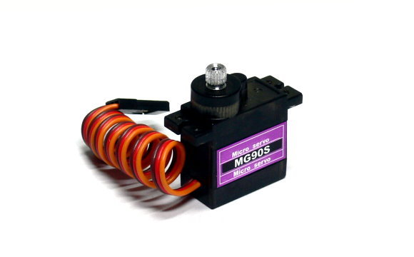 RC Model MG90S Metal Gear Speed & Torque R/C Hobby Micro Servo SS104