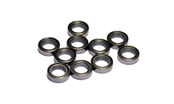 RCS Model MR117ZZ High Precision Bearing (7x11x3mm, 10pcs) CS762