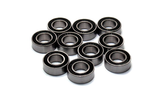 RCS Model MR1910-2RS High Precision Bearing (10x19x7mm, 10pcs) CS714
