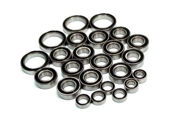 RCS Model Bearing Set for MUGEN RC MBX-6T MBX-6 BG256