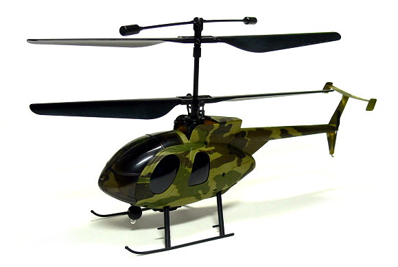 Nine Eagles RC Model Bravo 3 4ch 2.4G Green R/C Hobby Electric  Helicopter EH406