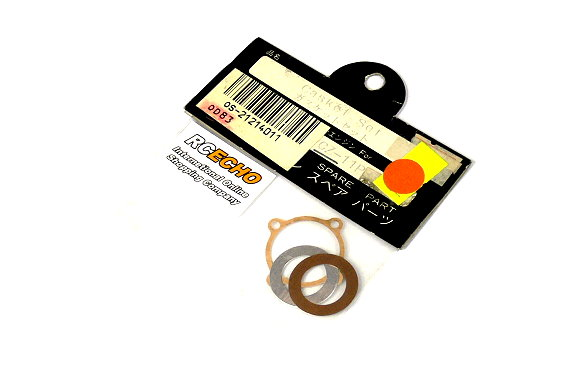 OS ENGINES Parts 21214011 RC Model Gasket Set for CZ-11P RG348