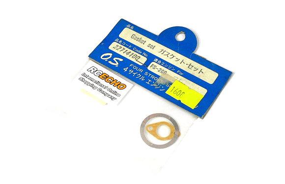 OS ENGINES Parts 22714100 RC Model Gasket Set for FS-26S RG378