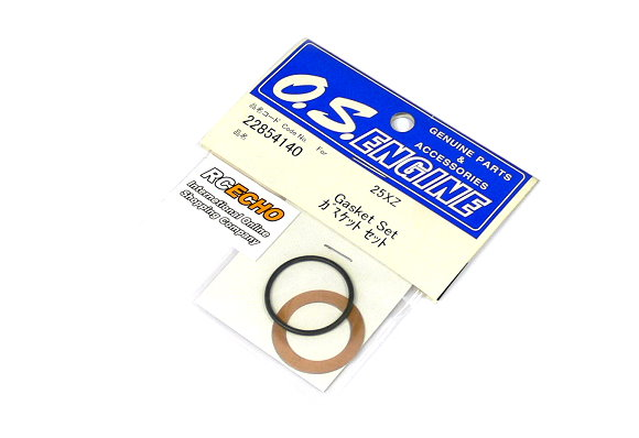 OS ENGINES Parts 22854140 RC Model Gasket Set for 25XZ RG380
