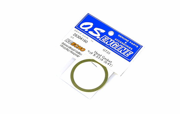 OS ENGINES Parts 28304160 RC Model Head Gasket for GT33 RG442