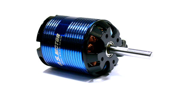 OS ENGINES OS Motor 51020110 OMH-4535-1260 RC Outrunner Brushless Motor OM033