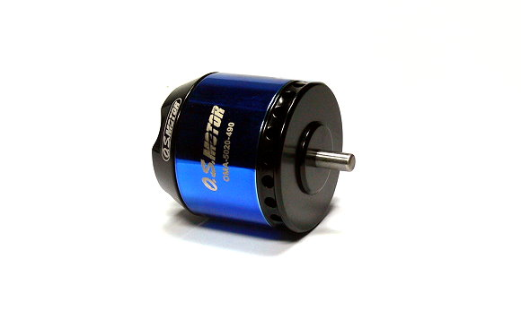 OS ENGINES OS Motor OMA-5020-490 RC Model Outrunner Brushless Motor OM028