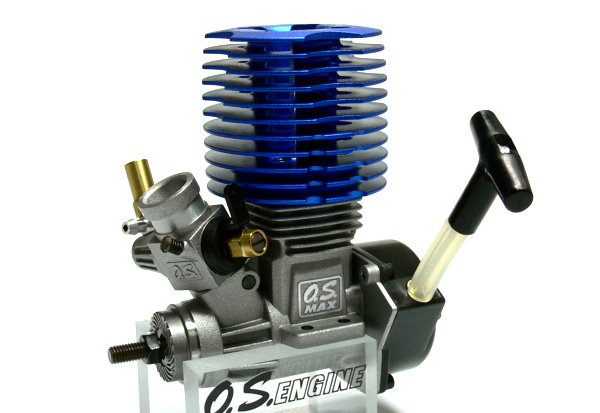 OS ENGINES O.S. RC Model MAX 18CV-RX Blue 11J Engine 11880 EG552
