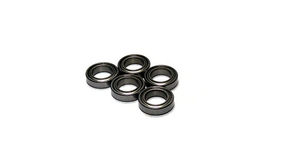 RCS Model R1038ZZ/C Ceramic Ball Bearing (9.525x15.875x3.967mm, 5pcs) CC414