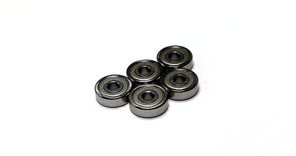 RCS Model R3AZZ/C Ceramic Ball Bearing (4.762x15.875x4.978mm, 5pcs) CC450