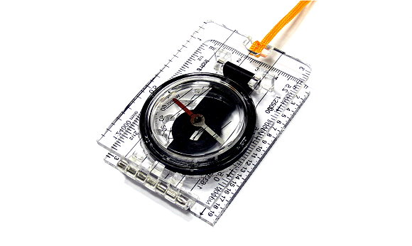 Outdoor Waterproof Compass CP600