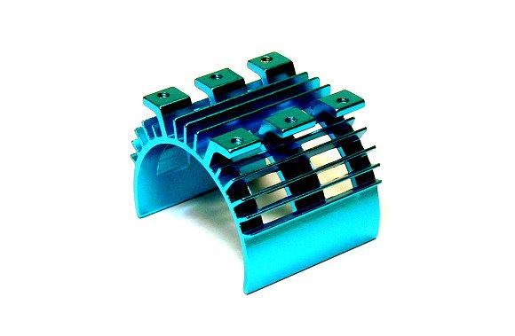 RC Model 36x33mm R/C Hobby Motor Blue Aluminum Heat Sink AC222
