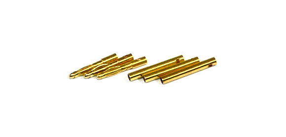 RC Model Outlet AM-1002A 2mm R/C Golden Hobby Metal Connector OT537
