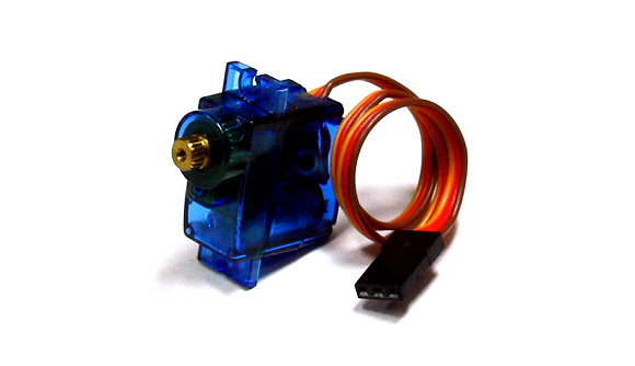 RC Model Outlet Blue Metal Gear High Speed & Torque R/C Digital Servo OT547