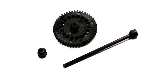 RC Model Outlet HM-004-Z-08 Tail Gear for Helicopter Parts OT597