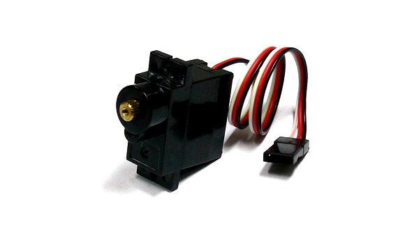 RC Model Outlet Black Metal Gear High Speed & Torque R/C Digital Servo OT548