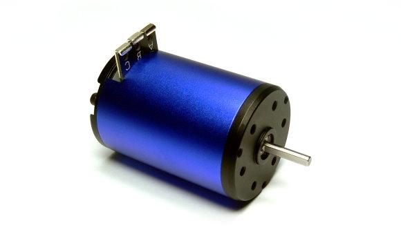 RCS Model 3650 14.5T 2350KV RC Hobby Car Inrunner Sensored Brushless Motor IM909