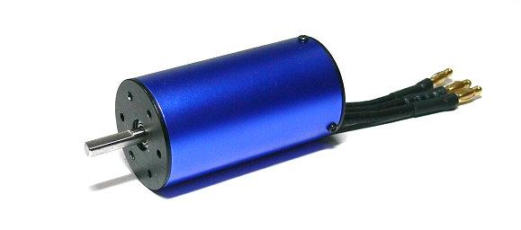 RCS Model 3668/2D 4143KV 4 Poles RC Hobby Car Inrunner Brushless Motor IM478