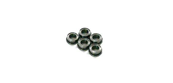 RCS Model FR156ZZ/C Ceramic Ball Bearing (4.762x7.938x3.175mm, 5pcs) CC272
