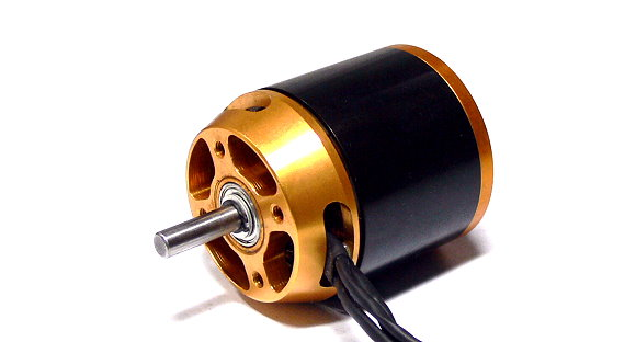 RCS Model Airplane A50-18L 285KV R/C Aircraft Outrunner Brushless Motor OM405
