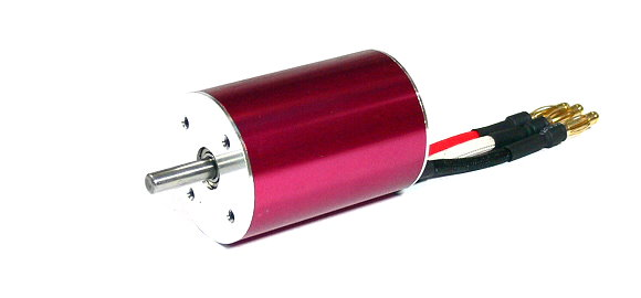RCS Model KB36-18S 1900KV RC Hobby Car Inrunner Brushless Motor IM784