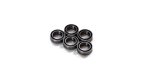 RCS Model R1810-2RS/C Ceramic Ball Bearing (7.938x12.7x3.967mm, 5pcs) CC405