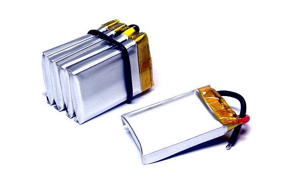 5x RCS Model 240mah 3.7v 15C LiPo Li-Polymer Lithium Polymer Battery CA162
