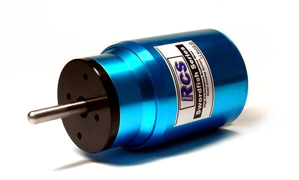 RCS Model Water-Cooled BL3656 KV2600 R/C Ship & Boat Hobby Brushless Motor IM504