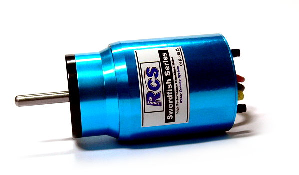RCS Model Water-Cooled BL3656 KV1200 R/C Ship & Boat Hobby Brushless Motor IM492