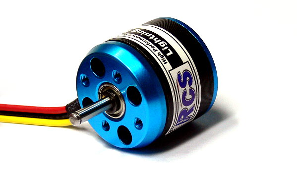 RCS Model C2830 1300 KV R/C Airplane Hobby Outrunner Brushless Motor OM230
