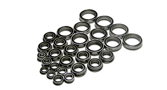 RCS Model Bearing Set for Serpent RC Cobra-T 811 BG808