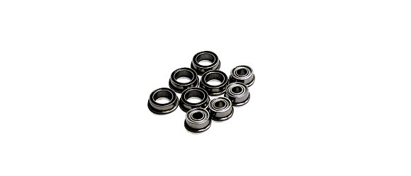 RCS Model Bearing Set for Serpent RC RC12L3 BG802