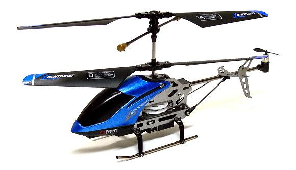 shmodel6030spyhelicopterblue02 Gadget! RC Helikopter mit eingebauter Mini SpyCam nur 40€ inkl. Versand