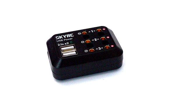 SKYRC RC Model Banana DC Power Distributor CD500