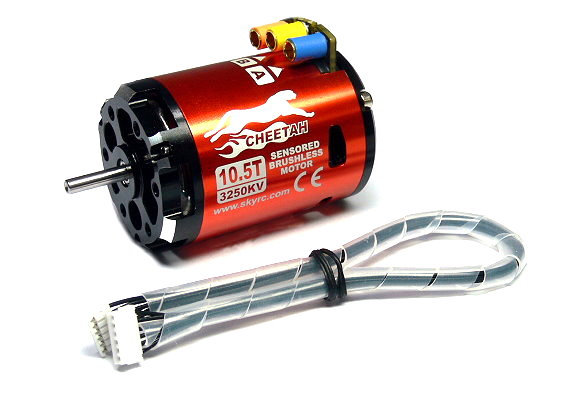 Skyrc Cheetah 3250kv 10 5t Sensored Brushless Motor Cs60 60a Esc Combo Me645