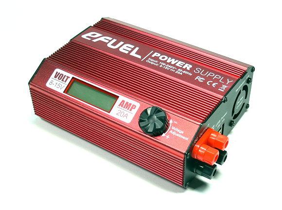 SKYRC eFUEL 100-240V AC/DC 8-15V 20A Charger Power Supply Adapter (EU) PS650