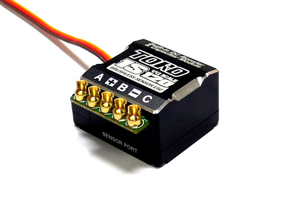 SKYRC TORO 1S120 RC Sensored Brushless Motor 120A ESC Speed Controller SL718