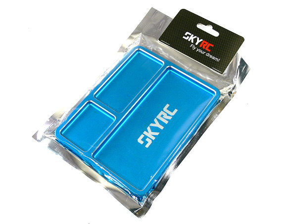 SKYRC RC Model Parts Tray (Blue) AC589