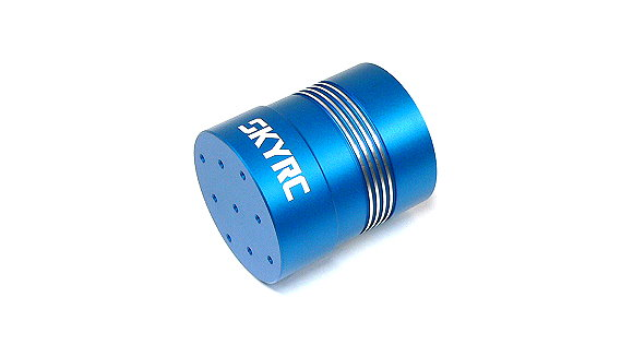 SKYRC RC Model Shock Holder (Blue) AC583