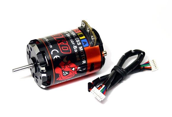 SKYRC TORO RC Model ARES 3250 KV 10.5T 2 Poles Sensored Brushless Motor IM789