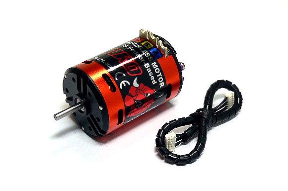 SKYRC TORO RC Model ARES 3000 KV 11.5T 2 Poles Sensored Brushless Motor IM788